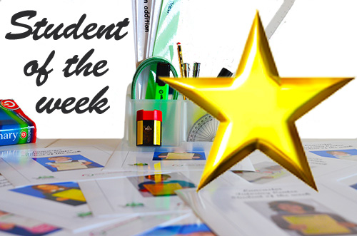 student-of-the-week
